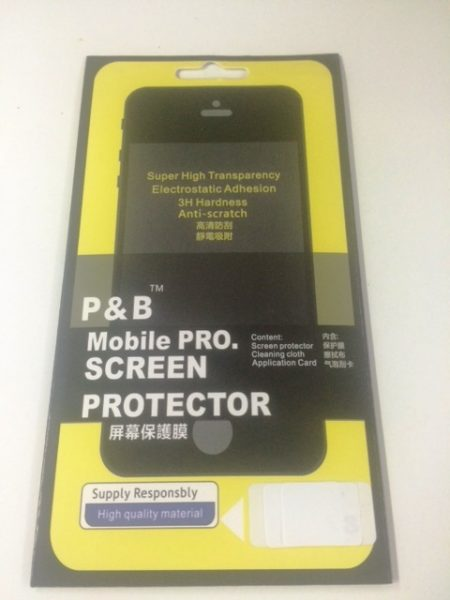 HTC DIAMOND SCREEN PROTECTOR MOBILE PRO OEM