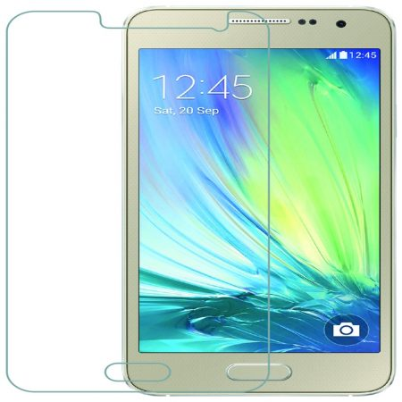SAMSUNG GALAXY A3  PREMIUM TEMPERED GLASS SCREEN PROTECTOR
