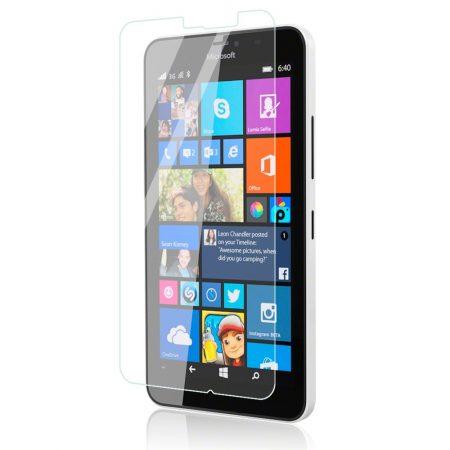 Microsoft Lumia 640 Tempered Glass