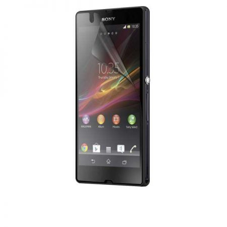 Sony Xperia Z, Clear transparent Screen Protector