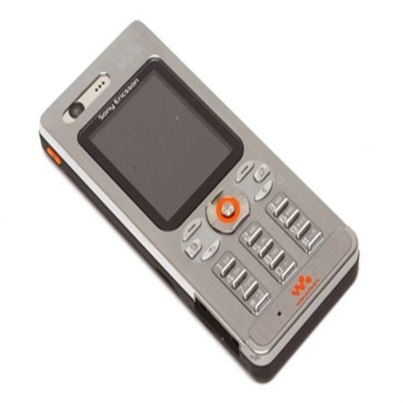 SONY ERICSSON W890 BLACK FRONT+LENS-MIDDLE-BATTERY COVER