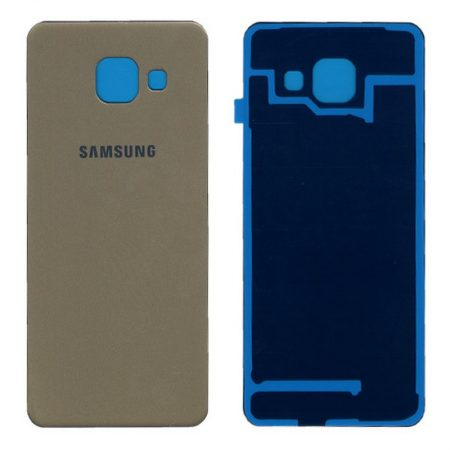 SAMSUNG A310 GALAXY A3 2016 GOLD BATTERY COVER 3P OR