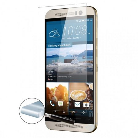 TEMPERED GLASS 9Η ΠΡΟΣΤΑΣΙΑ ΟΘΟΝΗΣ-HTC m9