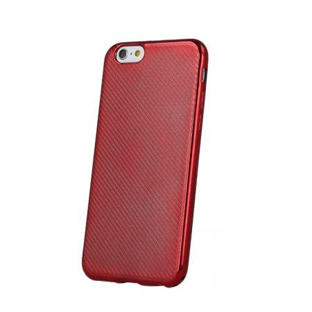 Elegance carbon case for Iphone 7 Plus red / iPhone 8 Plus