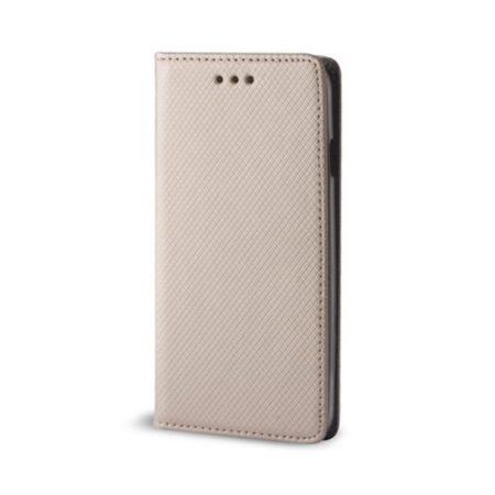 Smart Magnet case for Samsung J7 2017 J730 gold