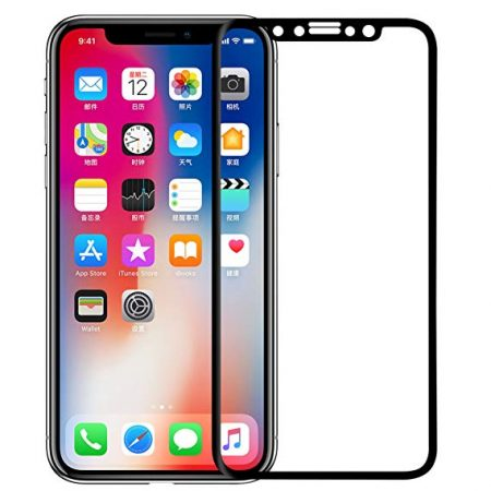 Forever 5D (UV Liquid) Full cover Tempered glass 0.3mm 9H for IPHONE X/XS EAN:5900495722881