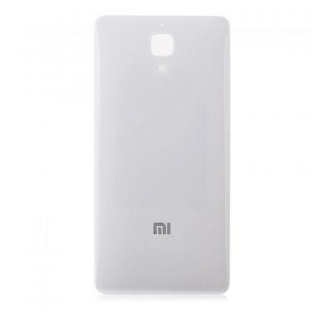 Καπάκι μπαταρίας Back Cover για το Xiaomi MI 4 - WHITE ORIGINAL