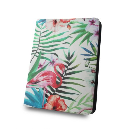Universal case Flamingo for tablet 9-10""