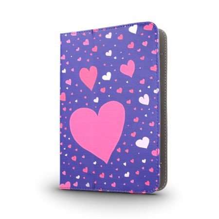 Universal case Hearts for tablet 9-10``