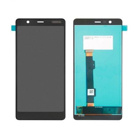 Οθόνη LCD και Digitizer Οθόνη Μηχανισμού Αφής για Nokia 5.1 - Μαύρο OEM