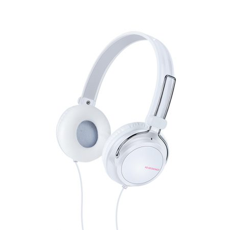 XO Wired headphones S32 jack 3,5mm white