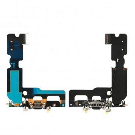 Καλωδιοταινία Φόρτισης Charging Port/Audio flex assembly για iPhone 7 Plus - BLACK