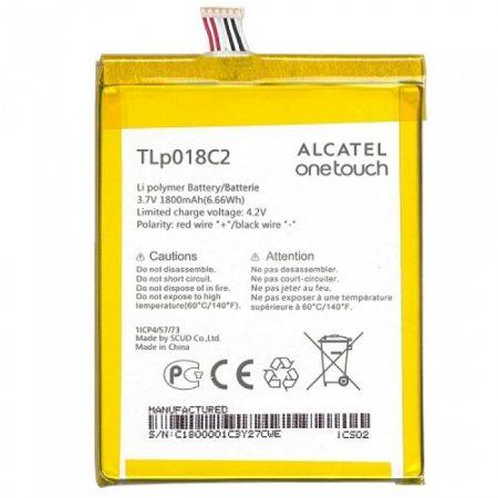 Γνήσια Μπαταρία Alcatel TLp018C2 γιά OT6033 1800 mAh Li-Pol (Bulk) ORIGINAL