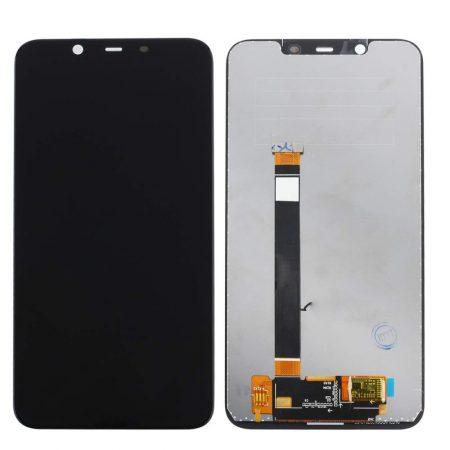 Οθόνη LCD και Digitizer Οθόνη Μηχανισμού Αφής για Nokia 8.1 - BLACK OEM