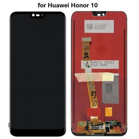 Οθόνη Huawei Honor 10 LCD & Touchscreen - Digitizer Black Οθόνη & Τζάμι Αφής Μαύρη