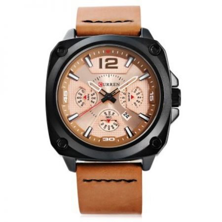 CURREN 8260 Brown Gun-Metal