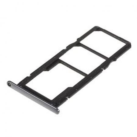 Βάση Κάρτας SIM Huawei Y6 Prime 2019 Μαύρο